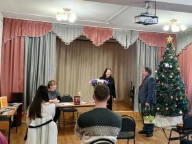 Н. Закожурникова. Презентация сборника стихов